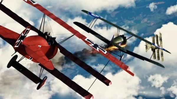 Letečtí stíhači v boji  I (4)