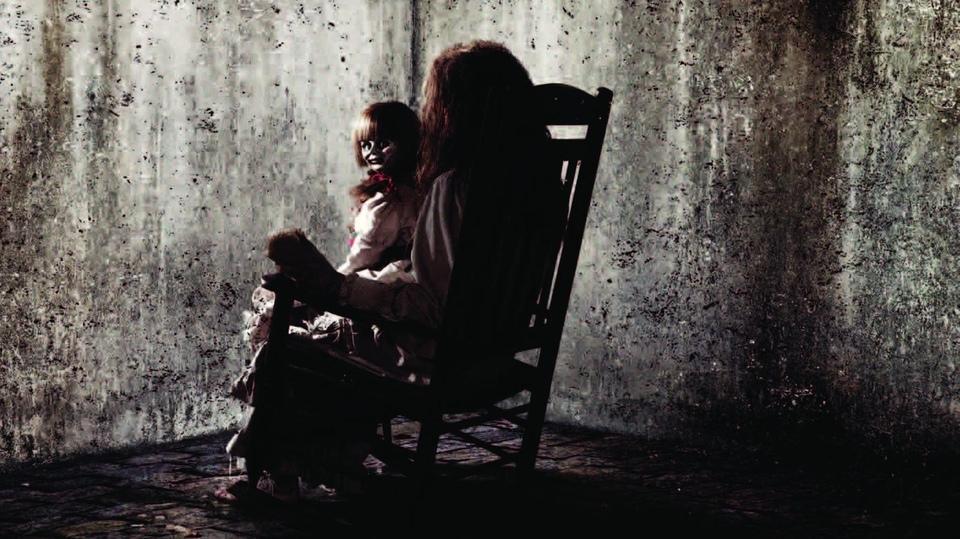 Film V zajetí démonů