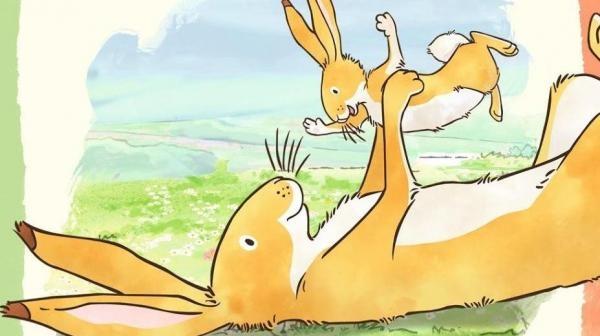 Hádej, jak moc tě mám rád - Kouzelné Velikonoce