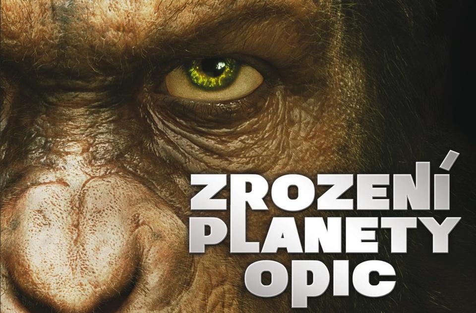 Film Zrození Planety opic