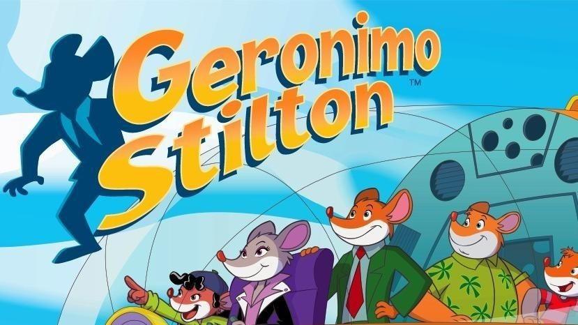 Myšák Geronimo Stilton