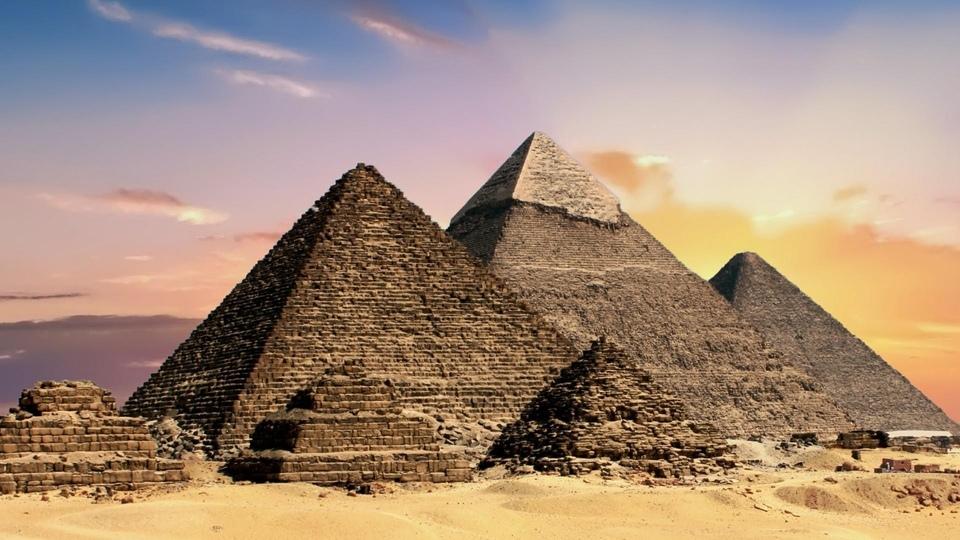 Dokument Pyramidy: Odhalená tajemství