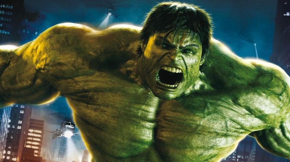 Film Neuvěřitelný Hulk