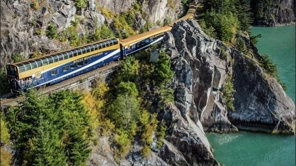 Dokument Nejkrásnější železnice světa