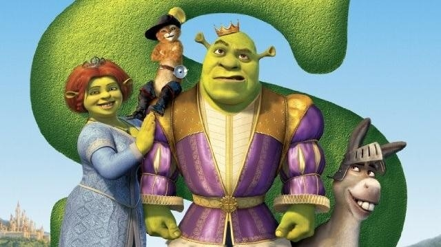 Film Shrek Třetí