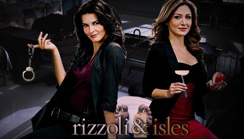 Seriál Rizzoli & Isles: Vraždy na pitevně
