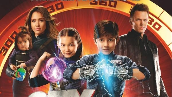 Spy Kids: Stroj času