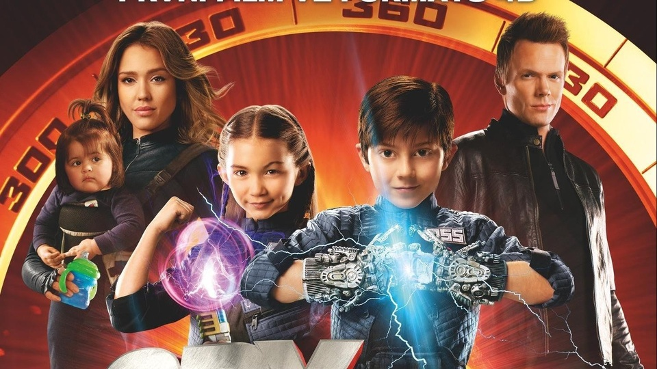 Film Spy Kids: Stroj času