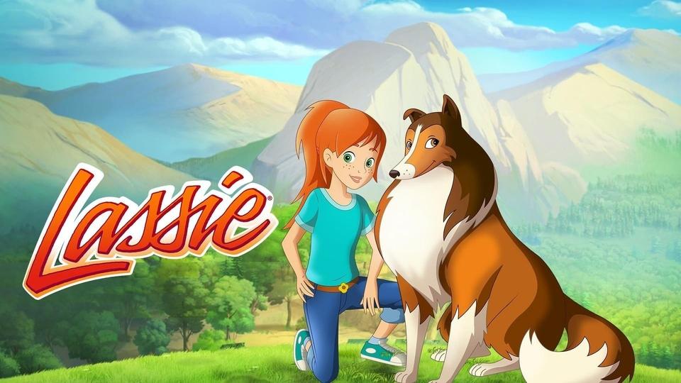 Lassie a přátelé