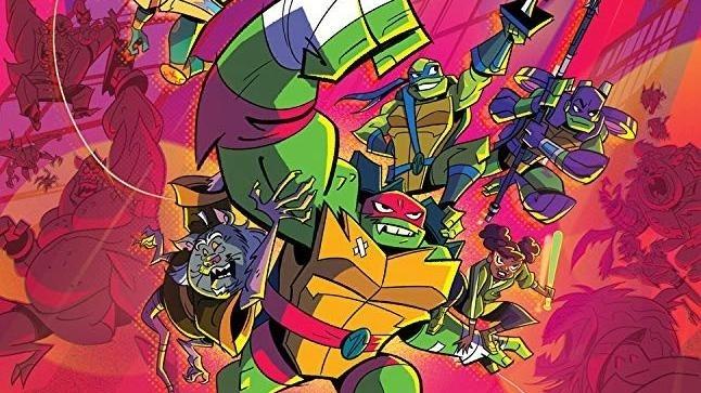 Vzestup Želv Ninja