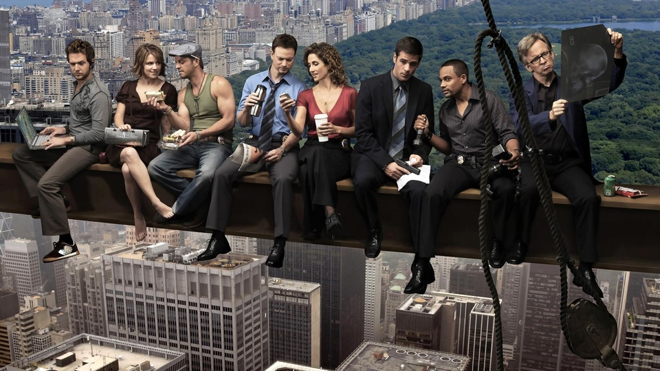 Seriál CSI: Kryminalne zagadki Nowego Jorku