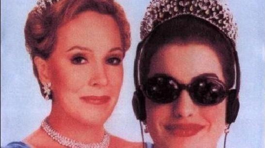 Film Deník princezny