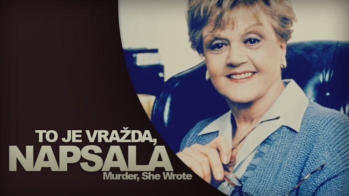 Seriál To je vražda, napsala