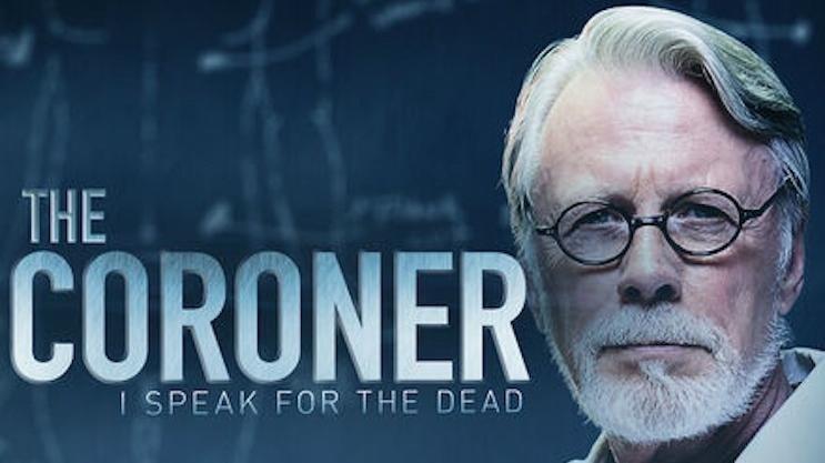 Seriál Mluvčí mrtvých