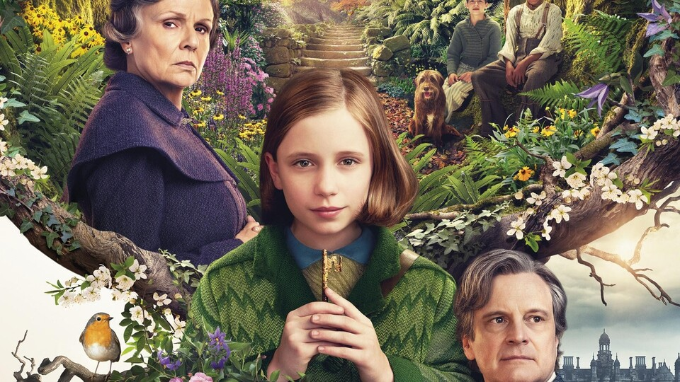 Film Tajemná zahrada
