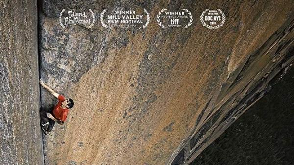 Bez jištění na El Capitan