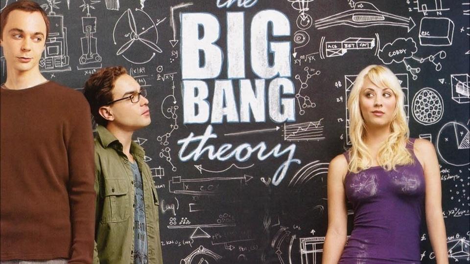 Seriál Teória veľkého tresku