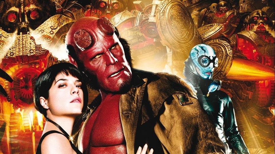 Film Hellboy 2: Zlatá armáda