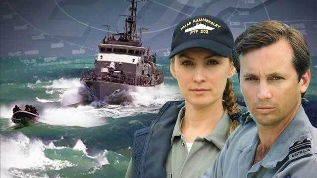 Seriál Námořní hlídka