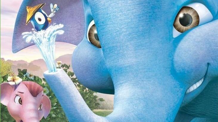 Film Modrý slon