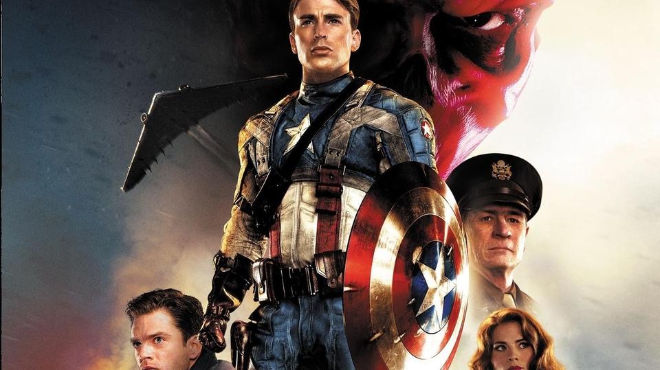 Film Captain America: První Avenger