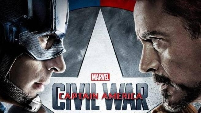 Film Captain America: Občanská válka