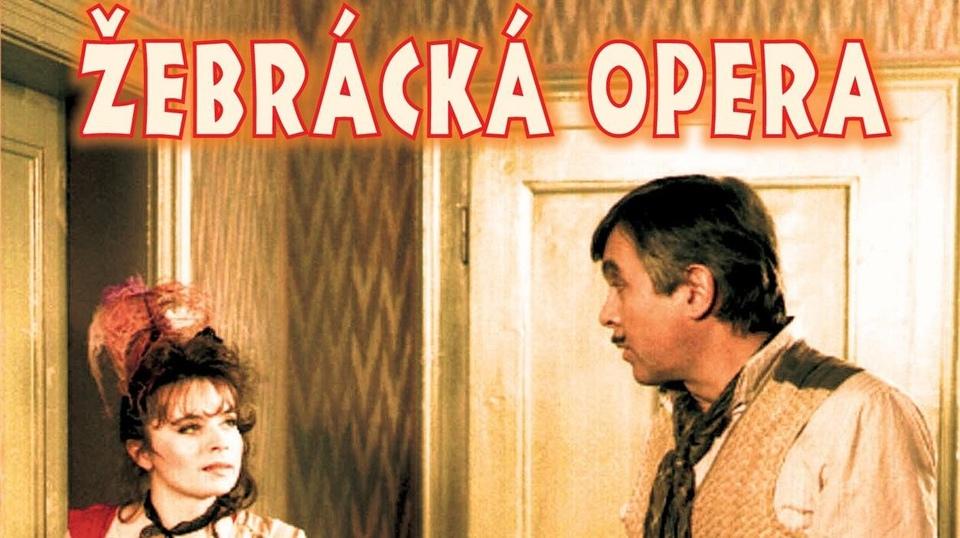 Film Žebrácká opera