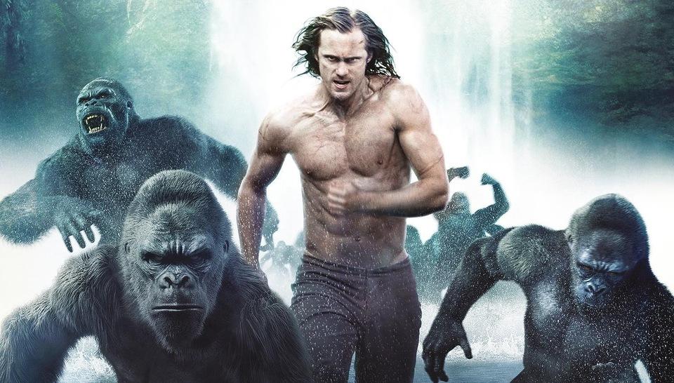 Film Legenda o Tarzanovi