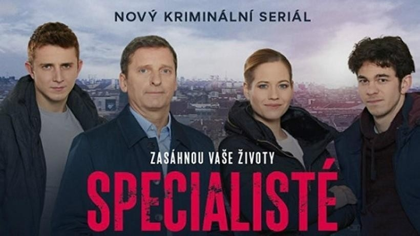Seriál Specialisté