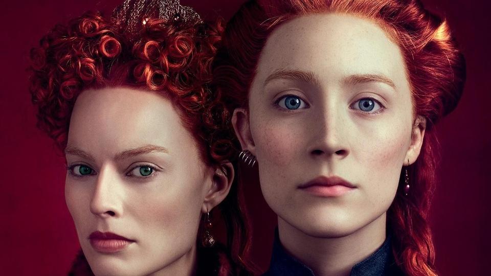 Film Mária, kráľovná škótska