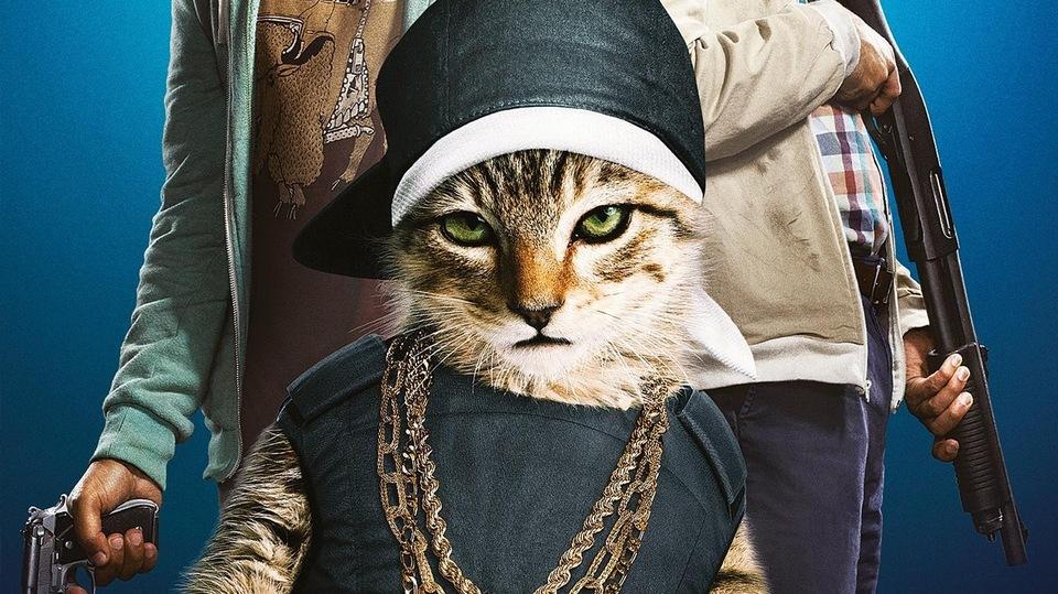 Film Keanu: Kočičí gangsterka
