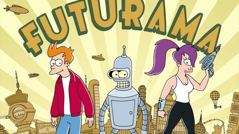 Series Futurama