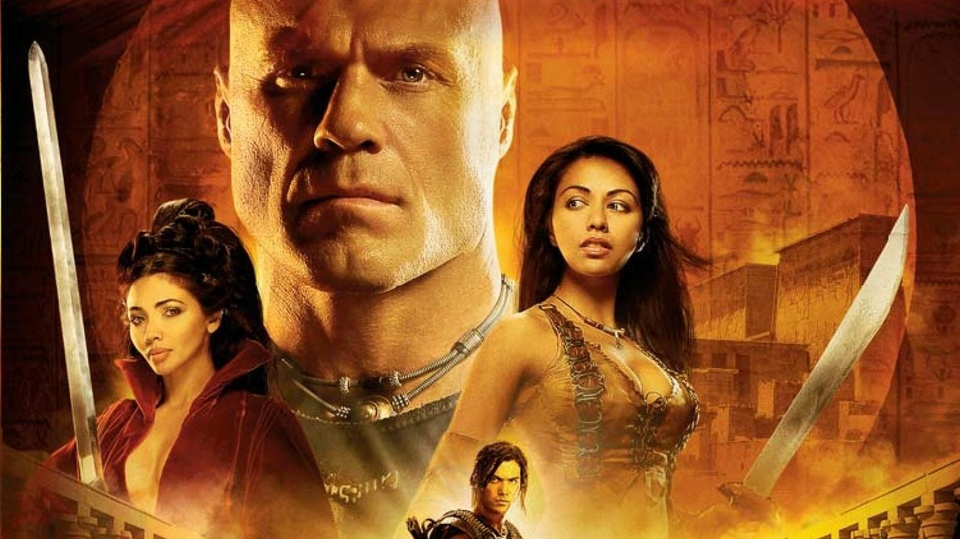 Film Kráľ Škorpión 2: Návrat kráľa
