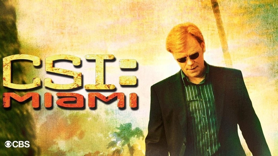 Seriál CSI: Kryminalne zagadki Miami