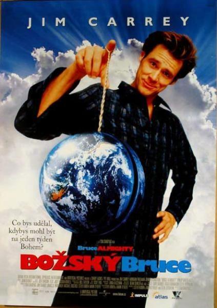 Film Božský Bruce