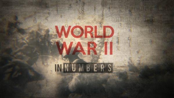 Dokument Druhá světová válka v číslech