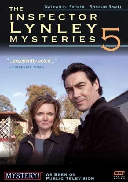 Seriál Případy inspektora Lynleyho
