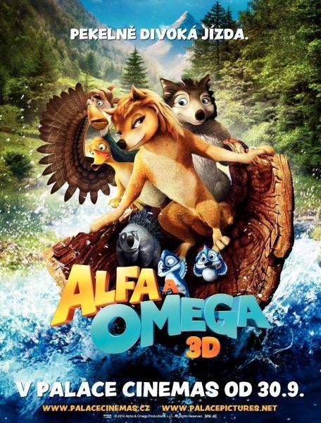 Alfa a Omega: Velké vlčí hry