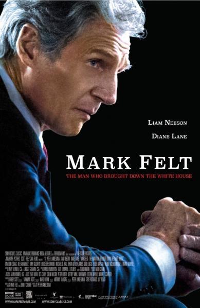 Film Mark Felt: Muž, který zradil