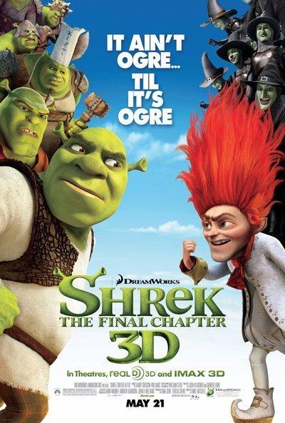 Shrek uvijek i zauvijek