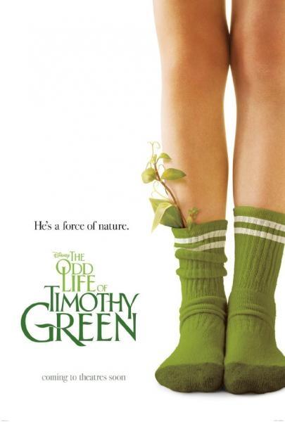 Neobyčejný život Timothyho Greena