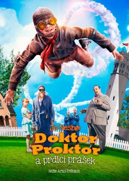 Film Prdiprášok doktora Proktora