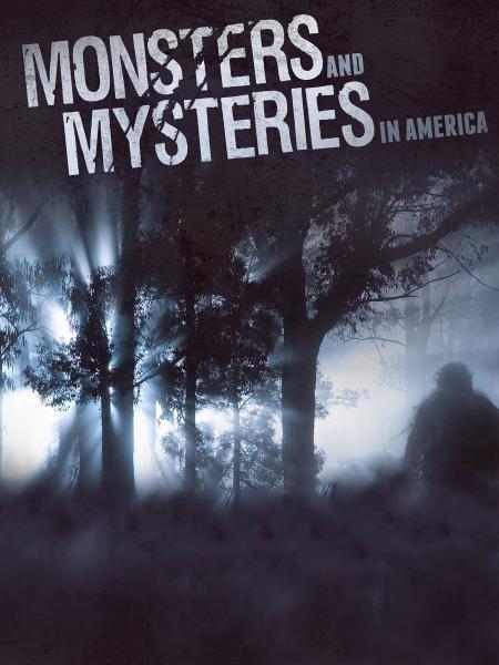 Dokument Záhady a monstra Ameriky