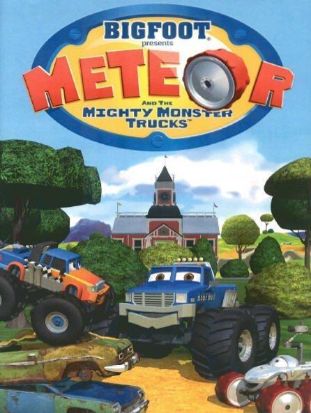 Meteor Monster Truck