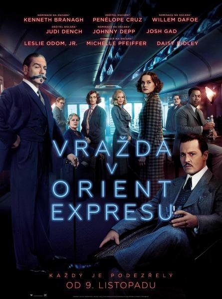 Film Vrazda v Orient Expresse