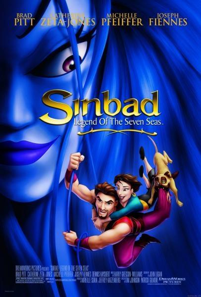 Film Sindibád, legenda sedmi moří