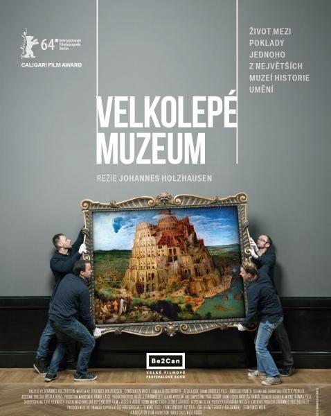 Dokument Velkolepé muzeum