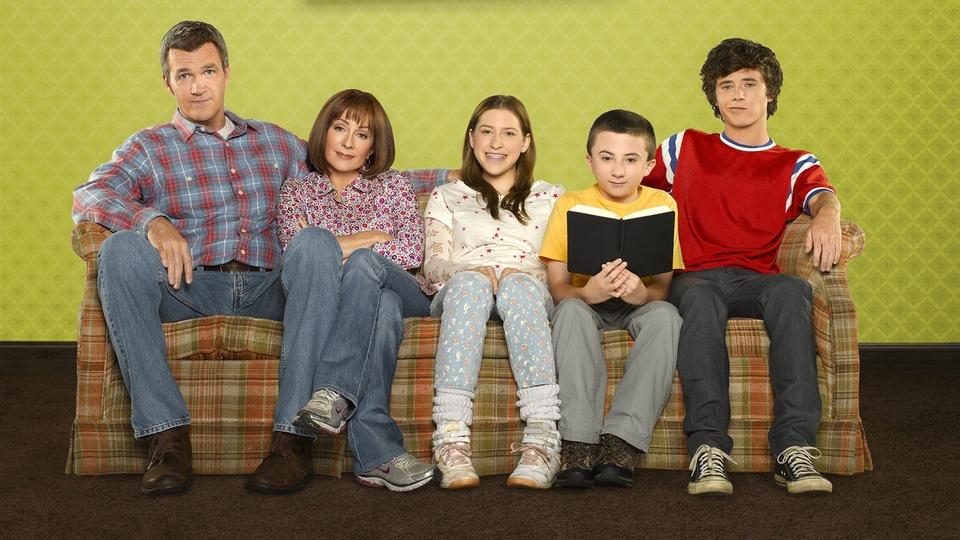 Seriál Taká obyčajná rodinka