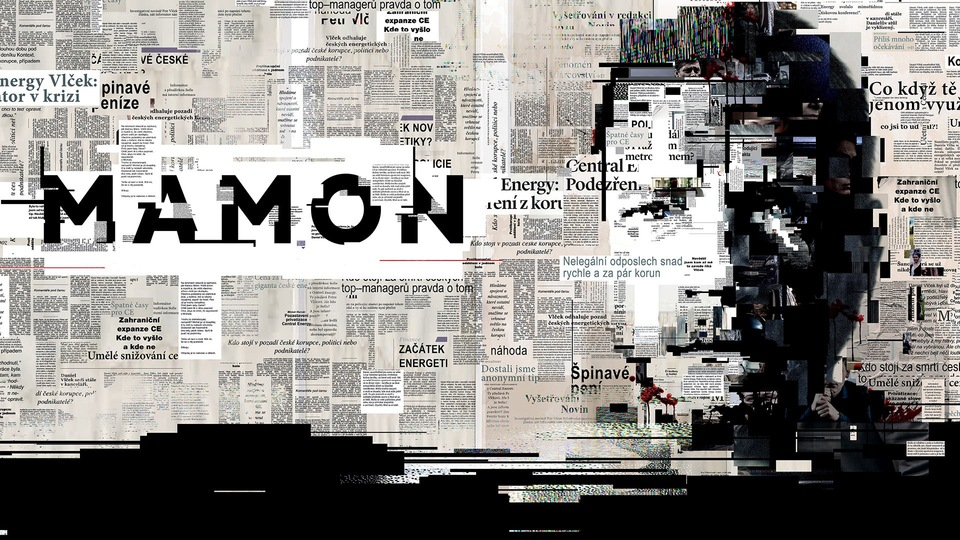 Seriál Mamon