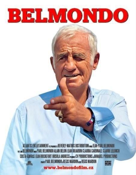 Documentary Belmondo podľa Belmonda